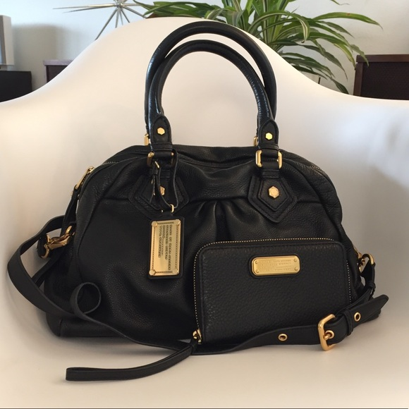 60c022739617 💋MBMJ Classic Q Baby Aiden Satchel and NWT Wallet.  M_5ab6d31b05f4303e213fc1d4. Other Bags you may like. Marc Jacobs Satchel ...